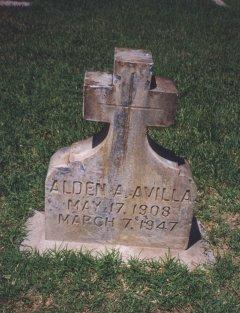 Alden Anthony Avilla