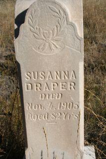 Susanna <i>Allen</i> Draper