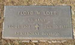 Floyd W Lott