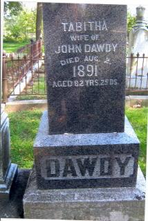 Tabitha <i>Boydstun</i> Dawdy