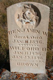 Wilford B Brown