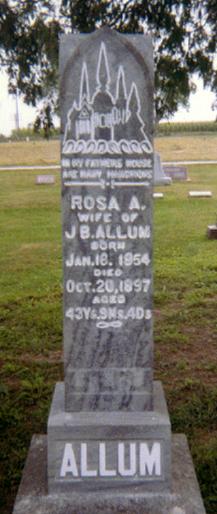 Rosanna <i>Farley</i> Allum