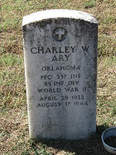 Charley W. Ary