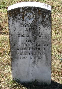 Ray Lee Ary
