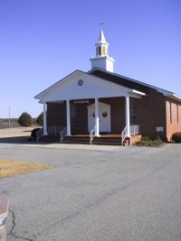 Mount Olive Freewill Baptist Church Cemetery