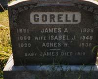 Isabel Jane <i>Brittain</i> Gorell