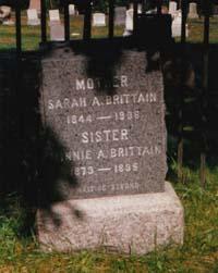 Sarah Ann <i>Emery</i> Brittain