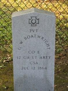G W. Boatright