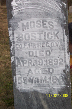 Moses Bostick