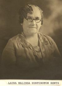 Laura Malinda <i>Huntington</i> Bentz