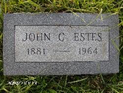 John Calvin Estes