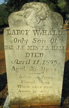 LaRoy W. Hall