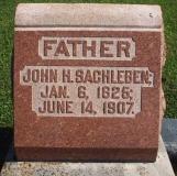 John H. Sachleben