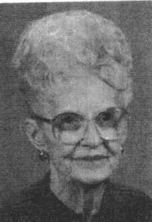 Margaret Katherine <i>Kunz</i> Benedict