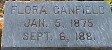 Flora Canfield