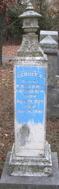 George B. Chamberlin