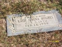 Kate Sirena Katie <i>Hefner</i> Hughes