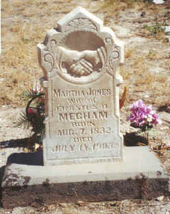 Martha <i>Jones</i> Mecham