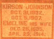 Kirson Johnson