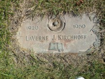 Laverne Jean <i>Duchrow</i> Kirchhoff