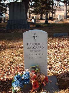Harold Donald Aalgaard