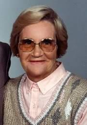 Dorothy <i>Liptrap</i> Buchanan