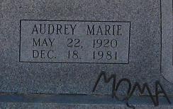 Audrey Marie <i>Wingert</i> Boyer
