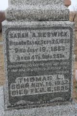 Sarah A. Beswick