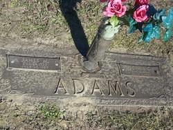 Sophie <i>Cone</i> Adams