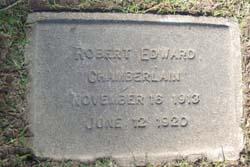 Robert Edward Chamberlain