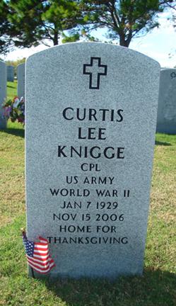 Curtis Lee Knigge
