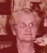 Maud Evelyn <i>Webb</i> Glover Bone