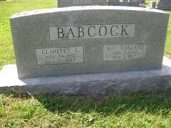 Lillie May <i>Bullard</i> Babcock