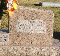 Bill Humphrey Hunter