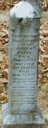 Tabitha Jane <i>Stephenson</i> Butler
