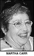 Martha L <i>Luke</i> Carr