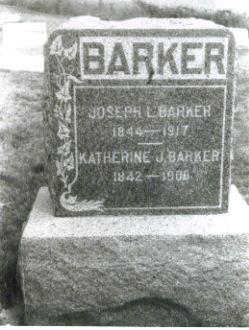 Joseph Leonard Barker