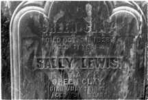 Sally <i>Lewis</i> Clay