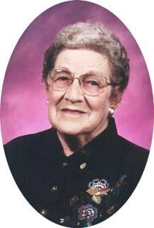 Marguerite Lucille <i>Hansel</i> Brown