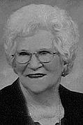 Gladys E. <i>Sprandel</i> Walden