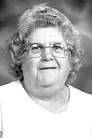 Dorothy Jean <i>Rohrer</i> Fillers