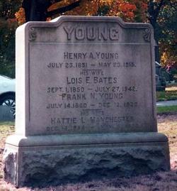 Lois Elizabeth <i>Bates</i> Young