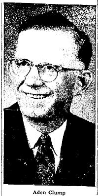 Aden Frederick Clump