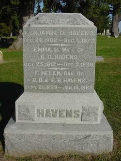 F. Helen Havens