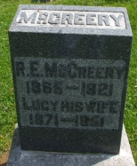 Lucy <i>Stafford</i> Mccreery