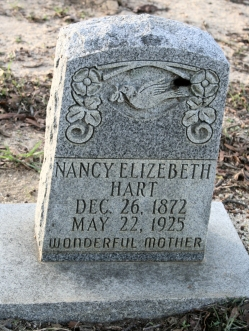 Nancy Elizebeth Hart