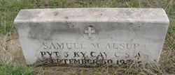 Samuel Charles Marshall Alsup