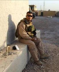 Sgt Marcelo Reinaldo Velasco