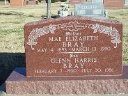 Mae Elizabeth <i>Reeves</i> Bray