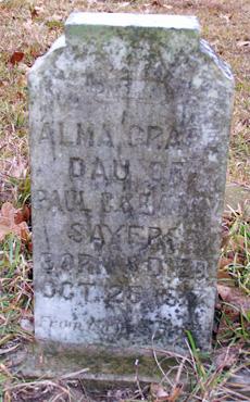 Alma Grace Sayers